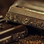 الشوكولا السوداء
