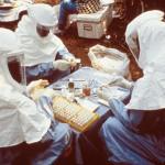 وباء إيبولا الفتاك