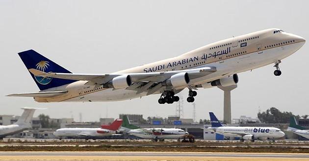 العربية السعودية للطيران توسع رحلاتها إلى المدن الشمالية