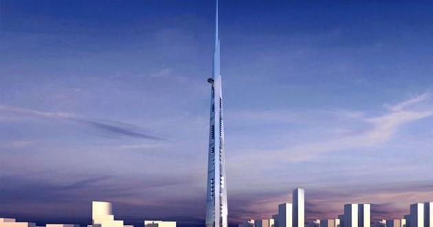 برج جدة أعلى برج في العالم بحلول 2018