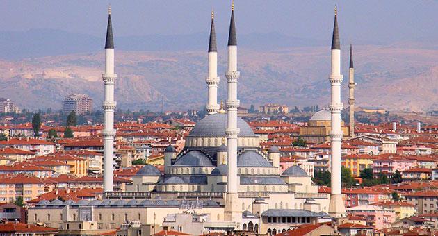 صورة معالم سياحية في تركيا أنقرة