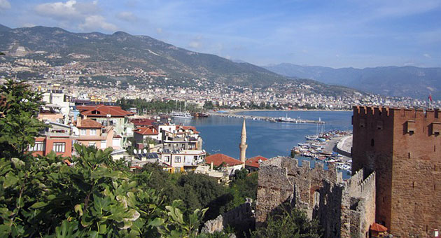 صورة معالم سياحية في تركيا أنطاليا