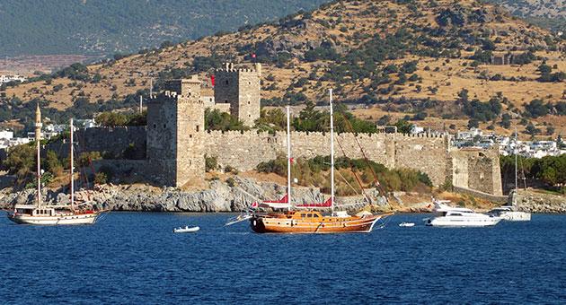 صورة معالم سياحية في تركيا بودروم
