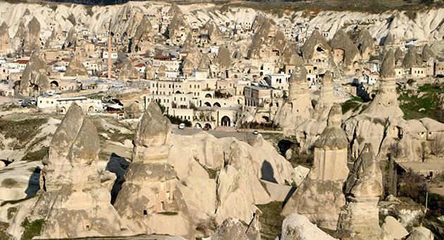 صورة معالم سياحية في تركيا كابادوكيا