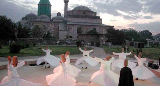 صورة معالم سياحية في تركيا قونية