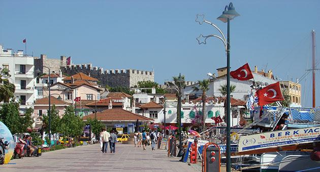 صورة معالم سياحية في تركيا مارماريس