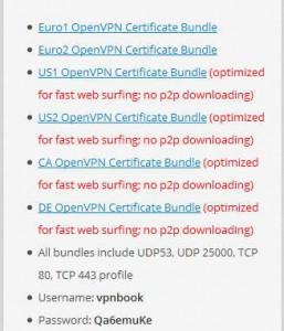 سيرفرات برنامج OpenVPN