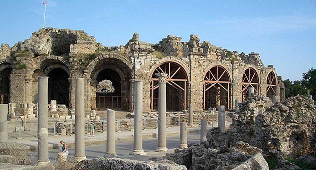 صورة معالم سياحية في تركيا سايد