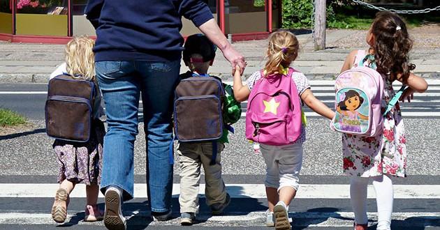 العودة إلى المدرسة والإعداد لها