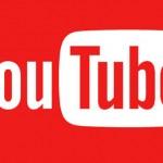 صورة فيديو على اليوتيوب في الخلفية