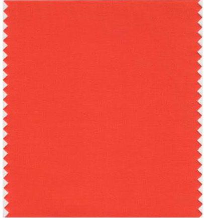 الأحمر الملتهب