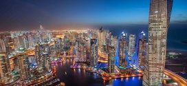 دبي قصة نجاح مميزة